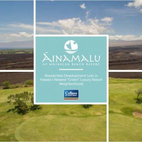 Ainamalu at Waikoloa Beach Resort