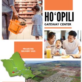 Ho'opili Gateway Center – Coming Soon