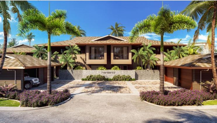 ledcor u0026 39 s resort project on maui  the luana garden villas  is more than half sold out