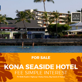 Kona Seaside Hotel and Annex